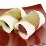 和菓子創りに挑戦|桜餅