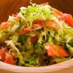 免疫力を上げる春野菜『春キャベツ』レシピ付き