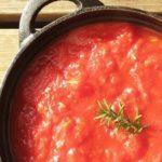 レシピ|お通じに良い甘酒トマトソース